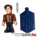 Eladó Ki vagy, Doki? / Doctor Who - Minifigura Kollekció - 11. Doki / Matt Smith mini figura kezébe adható