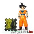 Eladó Dragon Ball / Dragonball figura - 5cm-es Goku normal mode talpas mini anime figura, csom. nélkül