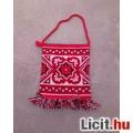 Eladó *Szőttes retro tarisznya táska