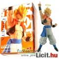 Eladó 16cm-es Dragon Ball Z figura - Super Saiyan Gogeta szobor figura Goku és Vegita tánc-fuzio - Banpres