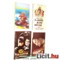 Eladó Használt könyv - 4db mozi Batman, James Bond mítosz, Szupernagyi, Pszicho - régi regény