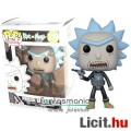 10cmes Funko POP figura Rick and Morty - Prison Break Rick nagyfejű karikatúra figura