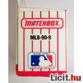 Matchbox MLB-90-9 (MB38) Ritka (1990) Minnesota Twins Bontatlan 4képpe