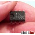 TSL NE555 (IC) Új (3képpel :) Elektronikai Alkatrész
