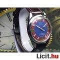 Eladó Svájci mechanikus felhúzós felújított TITUS férfi óra bikolor számlap