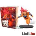 Eladó 16-18cm-es Dragon Ball Z / Dragonball figura - Son Goku Super Saiyan God vörös hajjal - Banpresto FE
