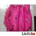 *Csinos Pink csipkés kézi táska