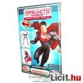 Eladó Superman figura - mozgatható 13cm-es Superman akciófigura épít? modell szett - Sprükits