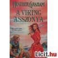 Eladó Heather Graham: A viking asszonya - Történelmi romantika
