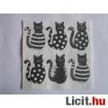 szalvéta - cicák