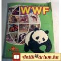 Eladó WWF Védett Állatok Matricagyűjtő Album (1989) Fullos (5képpel)