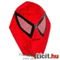 Eladó Pankrátor maszk - Pókember / Spiderman felvehető maszk orrnyílással és hálózott szemnyílással - mexi