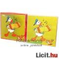 Eladó Retro Disney Donald Kacsa puzzle dobozos kiadásban 30db-os Play Time puzzle kirakó - használt, doboz