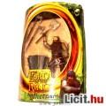 Eladó Gyűrűk Ura / Hobbit figura - Gimli törp figura baltákkal és Egy Gyűrű oltárral - 16-18cm-es mozgatha