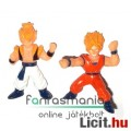 Eladó Dragon Ball / Dragonball figura - mini Gogeta & Son Goku / Songoku SSJ1 - 2db Boolz Petite retro