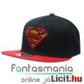 Eladó eredeti snapback sapka Superman hímzett mintával és DC Comics logo matricával, állítható felnőtt mér