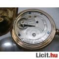 Eladó Vadásztokos Hercules Watch Co. Chicago USA zsebóra.