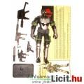 Eladó GI Joe figura - Firefly szabotőr kommandós figura felszereléssel, filecarddal és talppal - Hasbro -