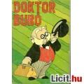 xx Magyar képregény - Doktor Bubó képeskönyv / képes mese könyv 1985-ből - használt - régi / retro p