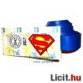 Superman Övcsat és öv - Klasszikus Superman Övcsat és kék öv - DC Comics