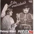 Eladó Lila orchideák- Tolnay Klári és Páger Antal előadásában -  KISLEMEZ!!!