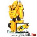 Eladó Transformers figura 7cm-es Bumblebee / Űrdongó Autobot sárga autó robot figura első mozi megjelenéss