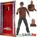 Eladó 45cm-es Freddy Krueger figura 1/4 NECA extra-mozgatható Nightmare on Elm Street 2 / Rémálom az Elm U