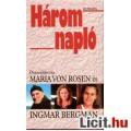 Maria von Rosen - Ingmar Bergman: Három napló