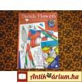 Eladó Felnőtt virágos színezőkönyv, 50 rajzzal