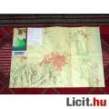 Soproni hegység túrista térkép 1975