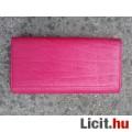 *ACC Piros pénztárca 10x19 cm