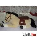 Eladó Gigantikus gyönyörű hatalmas plüss ló lovacska