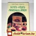 Eladó Sütés-Főzés Mikrohullámon (Halász Katalin-Rédei Éva) 1989 (7kép+Tartal