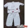Eladó # KIME Karatefelső + nadrág + öv 130-as