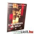 Eladó eredeti DVD film - Tehetséges Mr. Ripley - Matt Damon, Jude Law és Gwyneth Paltrow-al - új, fóliás,