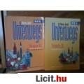 Eladó Angol ès nèmet nyelvkönyvek