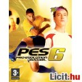 Eladó Playstation2 játék: Pro Evolution Soccer 6, eredeti tokjában.