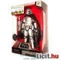 Eladó Star Wars figura 16-18cmes Elite Captain Phasma - mozgatható fém modell figura Black Series méretben