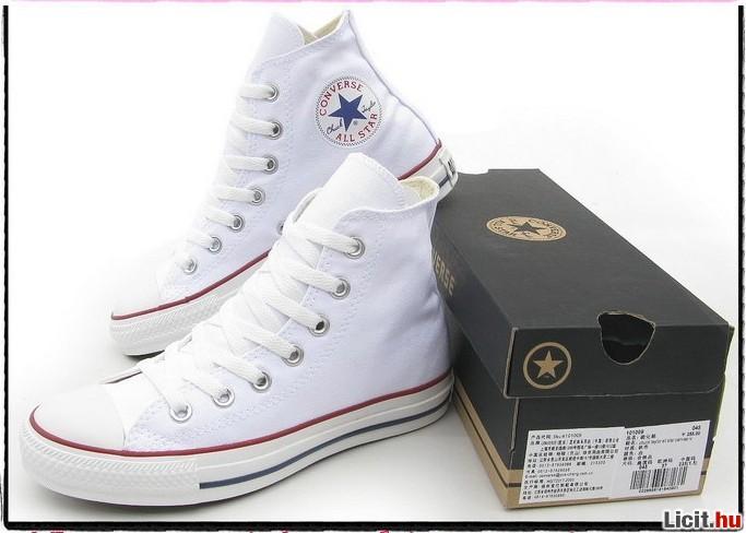 bb07fa785bd3 Licit.hu 100% eredeti Converse All Star cipő EMS 1 hét Az ingyenes ...
