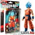 Eladó 9cm-es Dragon Ball Super / Z figura - Son Goku / Songoku Super Saiyan God SS kék hajjal és extra-mog