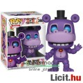 Eladó 10cmes Funko POP figura FNAF Mr. Hippo viziló Five Nights at Freddy's Pizzeria Simulator / Ultim