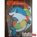 Eladó Polifóm gyerekszoba dísz delfin szobadekor falidísz