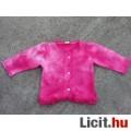 Eladó *Pink pamut kardigán 98-as