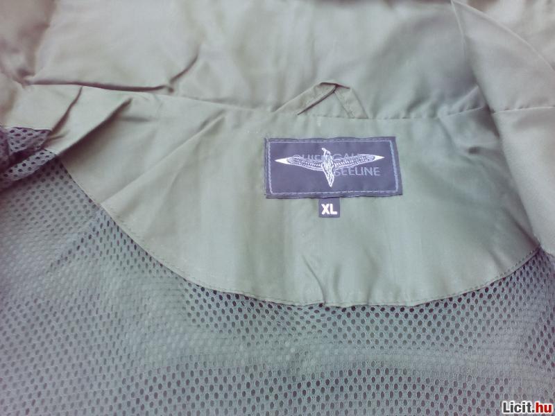 09195afda5 Licit.hu ÚJ! CHIEMSEE Katonai zöld kapucnis férfi széldzseki XL-es ...