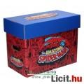 Eladó Képregény tároló doboz - Pókember / Spider-Man - Comics Short Box / Storage Box 40x21x30 cm - Marvel