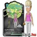 Eladó 12cmes Rick and Morty figura - Summer figura mozgatható végtagokkal - Funko Legacy Rick és Morty TV