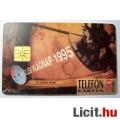 Telefonkártya 1995/04 - Távközlési Világnap (2képpel :)