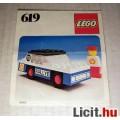 Eladó LEGO Leírás 619 (1977) (98868) 3képpel :)