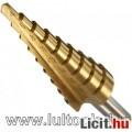 Eladó HSS lépcsős fúrószár 4-20mm
