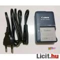 Eladó Canon CB-2LVE gyári akkumulátortöltő NB-4L akkumulátorral, Canon Digit